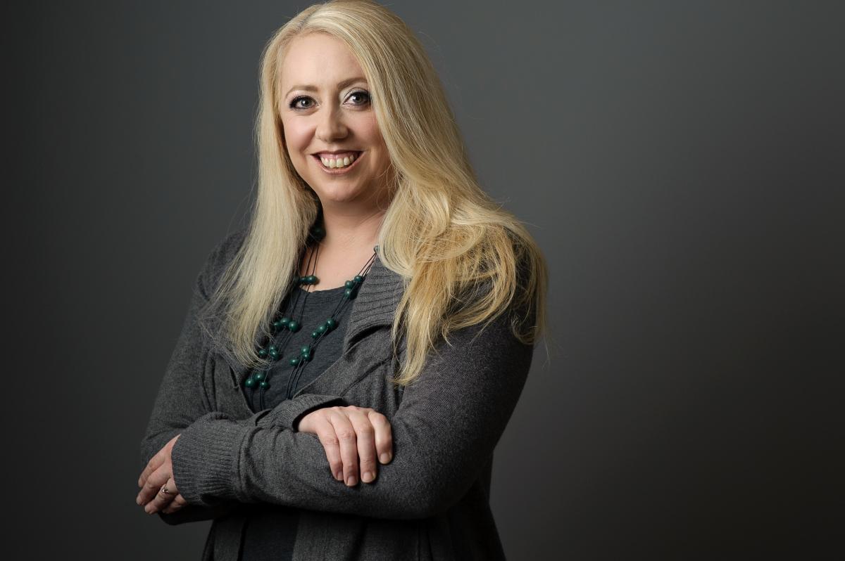 Melanie Calvert, Author
