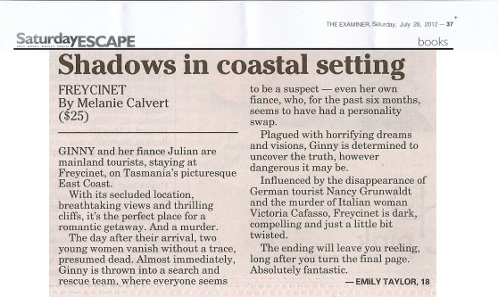 Review - Launceston Examiner