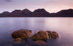 The Hazards, on Tasmania's Freycinet Peninsula, Australia. Copyright: Microstock Man.