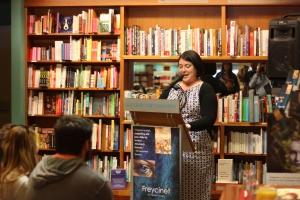 Monica Penders launches Freycinet