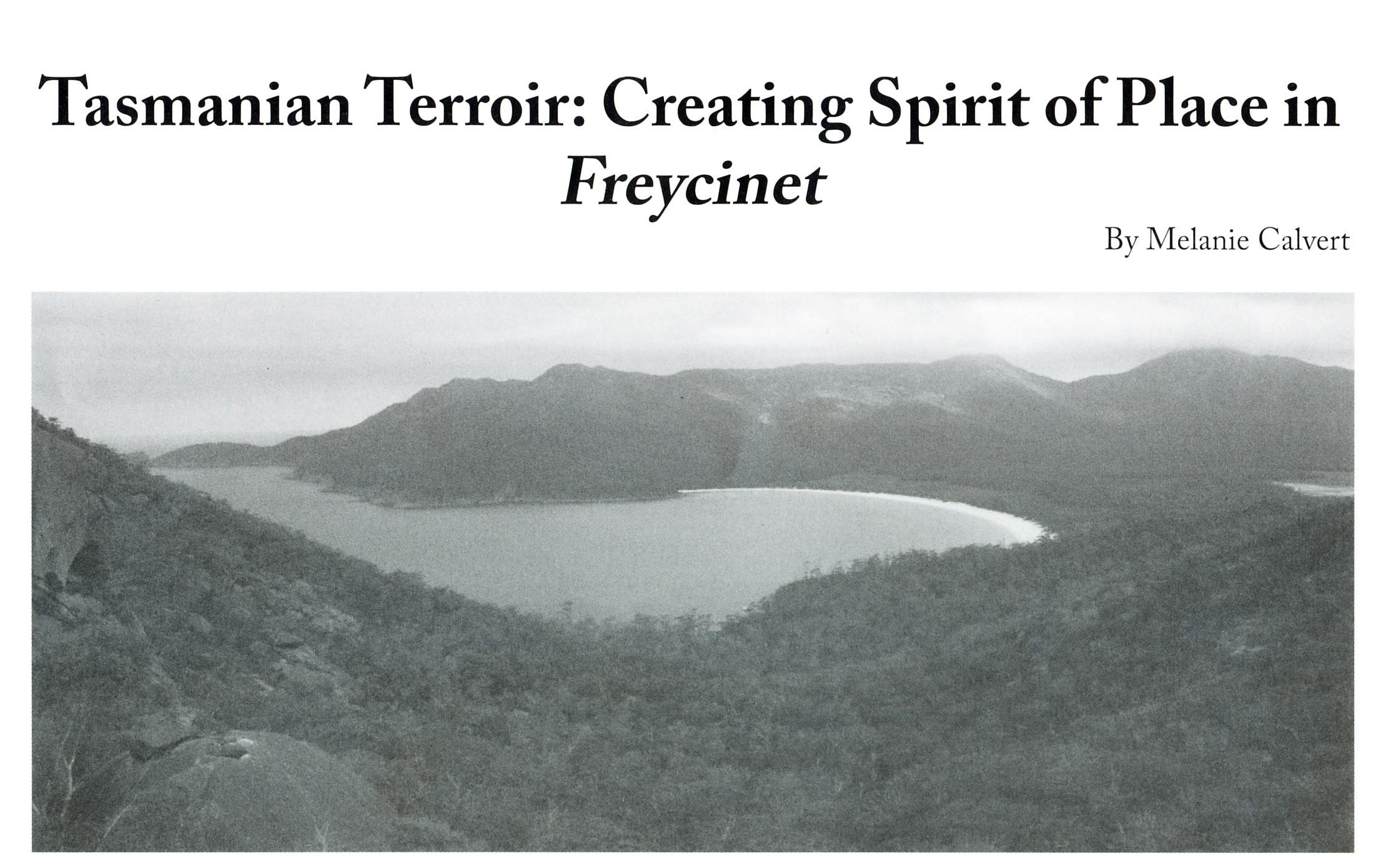 Freycinet picture